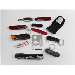 FOLDING KNIVES ASSORTED