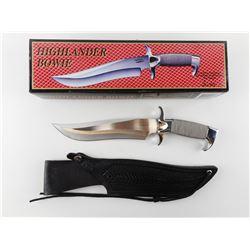 UNITED CUTLERY HIGHLANDER BOWIE KNIFE