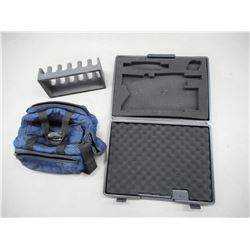GUN CASE, GUN BAG AND GUN RACK