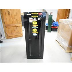 METAL GUN CABINET WITH KEY