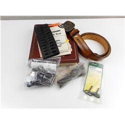 REMINGTON BELT AND ACCESSORIES