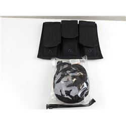 TACTICAL SLING AND MAG POUCH LOT