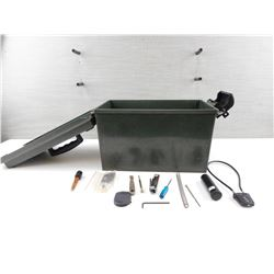 PLANO AMMO CAN WITH ACCESSORIES