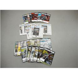 ASSORTED ISSUES OF FIREARMS AND SHOTGUN NEWS
