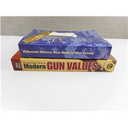 ASSORTED BOOKS - GUN VALUES