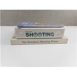 ASSORTED LOT OF BOOKS - SHOOTING & RELOADING