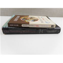 ASSORTED LOT OF BOOKS - WILDERNESS