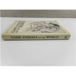 GAME ANIMALS OF THE WORLD