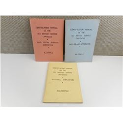 BRITISH .303 IDENTIFICATION MANUALS