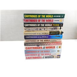 CARTRDIGES OF THE WORLD