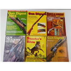 GUN TRADER AND GUN DIGEST CATALOGS