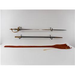 GERMAN COURT / DRESS SWORD