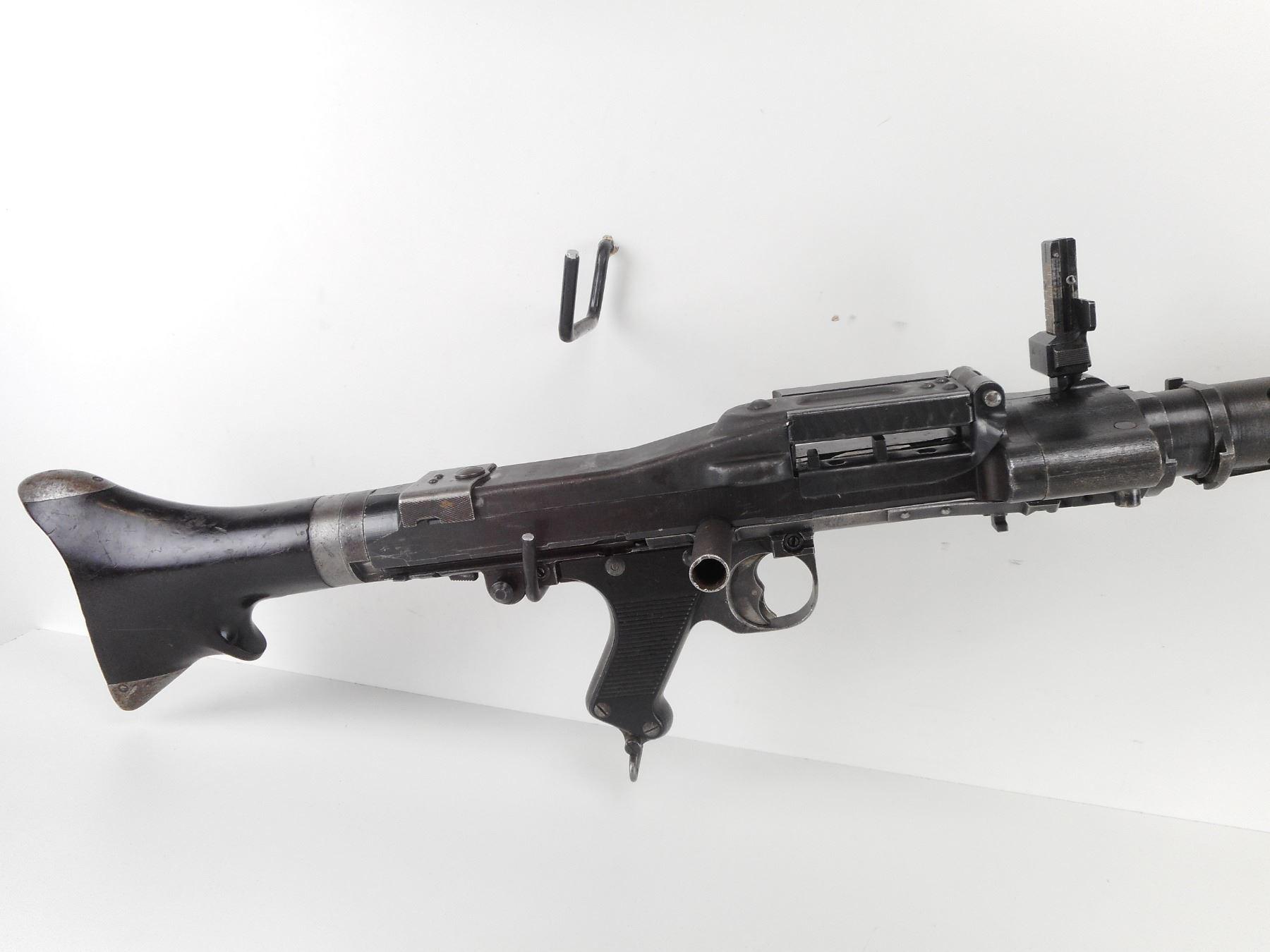 MG-34 Machine Gun (7.62x51) Semi - DriveTanks.com