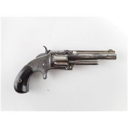 SMITH & WESSON  , MODEL: TIPUP 32 NO 1 1/2 ISSUE 2 NEW MODEL  , CALIBER: 32 RF