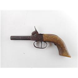 UNKNOWN  , MODEL: SINGLE SHOT  , CALIBER: 45 CAL PERC