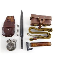 RUSSIAN SKS BAYONET AND ACCESSORIES