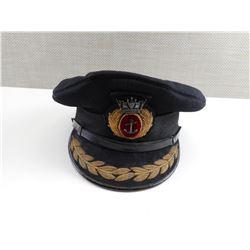 BRITISH NAVY CAP