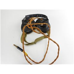 WWII TYPE VEHICLE HEAD SETS