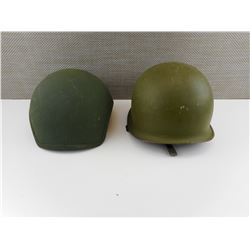 US M-1 HELMET AND SHELL