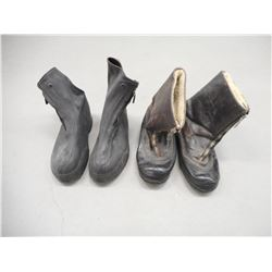 ASSORTED MILITARY BOOTS