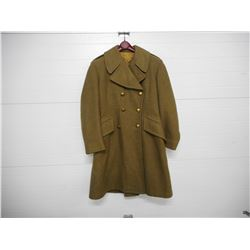 CANADIAN ARMY CADETS OVERCOAT