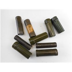 CANADIAN MILITARY CAMO STICKS/MATCH CONTAINERS