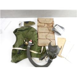 ASSORTED AIRFORCE EQUIPMENT