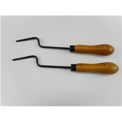 MILITARY CHAMBER CLEANING RODS