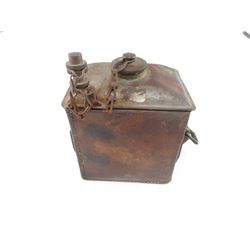 WWII CANADIAN VICKERS OIL CAN