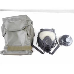 GAS MASK IN BAG