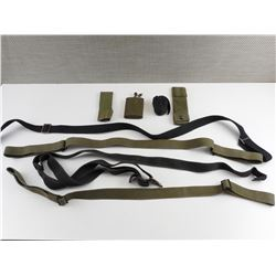 MILITARY SLINGS AND FROGS