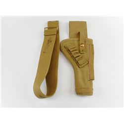 WWII CANADIAN P37 TANKER HOLSTER