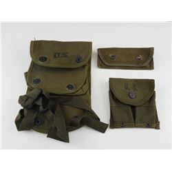 US MILITARY GRENADE/AMMO POUCHES