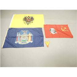 ASSORTED UNKNOWN FLAGS