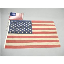 UNITED STATES 50 STARS FLAGS