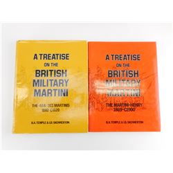 A TREATISE ON THE BRITISH MILITARY MARTINI