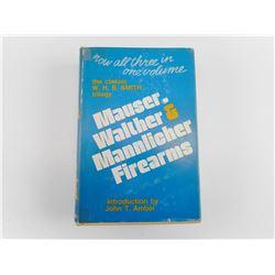 MAUSER, WALTHER & MANNLICHER FIREARMS