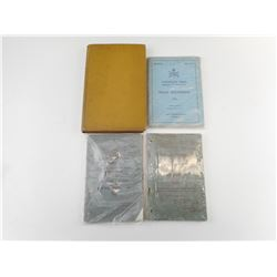 ASSORTED MILITARY MANUALS