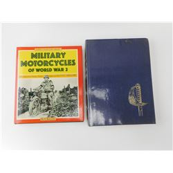 ASSORTED BRITISH ARMY WEAPONS BOOKS