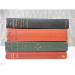 ASSORTED WARTIME BOOKS