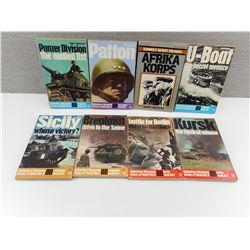 BALLANTINE WWII BOOKS