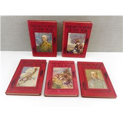 THE CHILDREN'S STORY OF THE WAR BY SIR EDWARD PARROTT