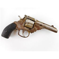 DUMOULIM-FRANCOIS AND COMPANY  , MODEL: TOP BREAK AUTOMATIC EJECTING , CALIBER: 32 S7W
