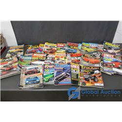 Hot Rod & Truck Magazine Collection