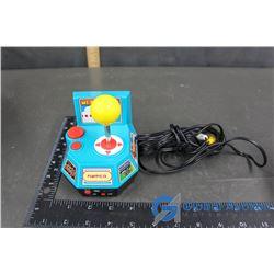 Vintage Namco Ms. Pacman Plug & Play Video Game
