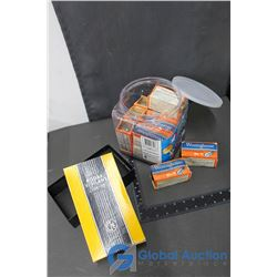 Westinghouse Flash Bulbs & Kodak Box
