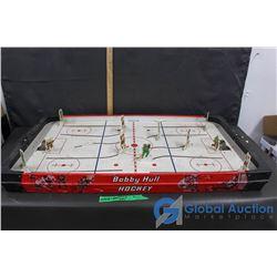 Bobby Hull Hockey Game Board