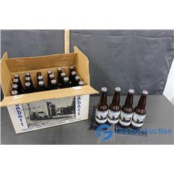 """(24) Labatt Beer """"Saskatchewan Spirit"""" Bottles from 1993"""
