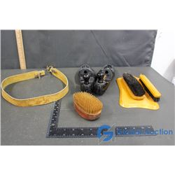 Shoe Shiners and Shoe Forms