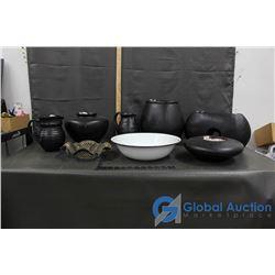 Stoneware & Enamelware